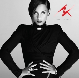 Alicia Keys, 'Girl on Fire' (RCA)