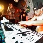 SPIN's NQB8R Party at Art Basel Miami 2012: Photos of araabMUZIK, Hundred Waters, and More