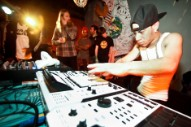 SPIN's NQB8R Party at Art Basel Miami 2012: Photos of araabMUZIK, Hundred Waters, and More