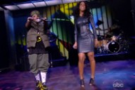 Big Boi and Kelly Rowland Bring DayGlo 'Mama Told Me' to 'The View'