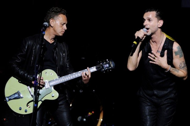 depeche mode, new album