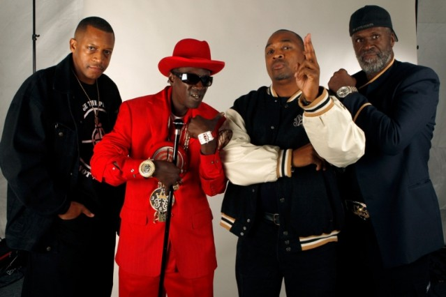 Public Enemy Rock and Roll hall of fame inductees 2013
