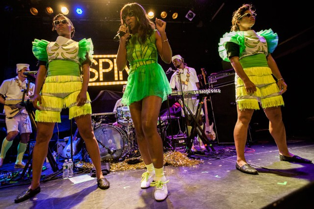 Santigold / Photo by David Andrako