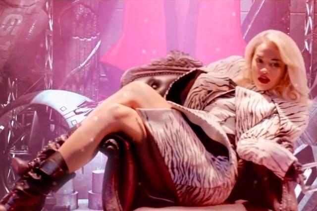 Rita Ora in Radioactive
