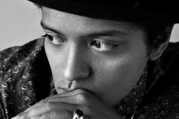 Bruno Mars, 'Unorthodox Jukebox' (Atlantic)
