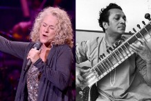 ravi shankar, carole king, lifetime achievement grammys