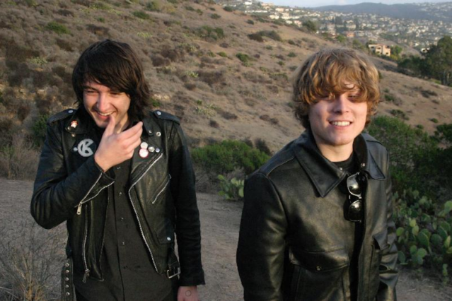 Ty Segall and Mikal Cronin