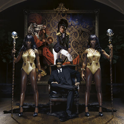 Santigold - <i>Master of My Make-Believe</i> (Downtown/Atlantic)