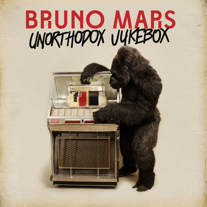 Bruno Mars - <i>Unorthodox Jukebox</i> (Atlantic)