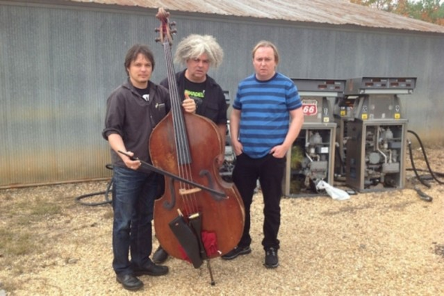 the melvins, joyful noise recordings
