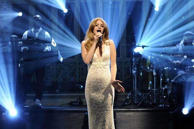 January 14 - Lana Del Rey Performs on <i>Saturday Night Live</i>