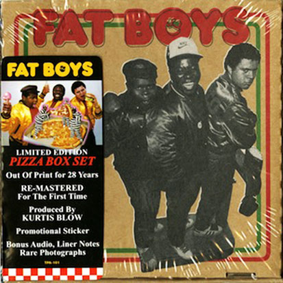 FAT BOYS - <I>FAT BOYS</I> (GET ON DOWN)