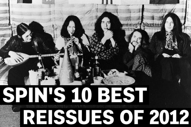 SPIN's 10 Best Reissues of 2012