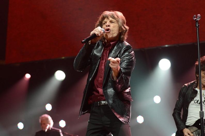The Rolling Stones May Headline Coachella 2013