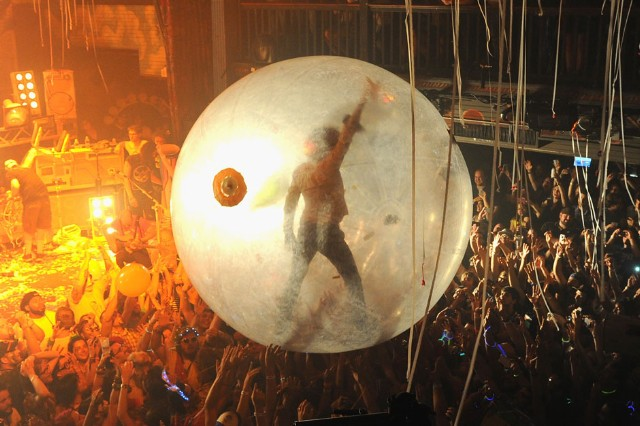 The Year in Wayne Coyne