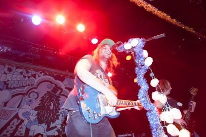 King Tuff at Music Hall of Williamsburg, Brooklyn, December 2012 / Photo by Rebecca Smeyne