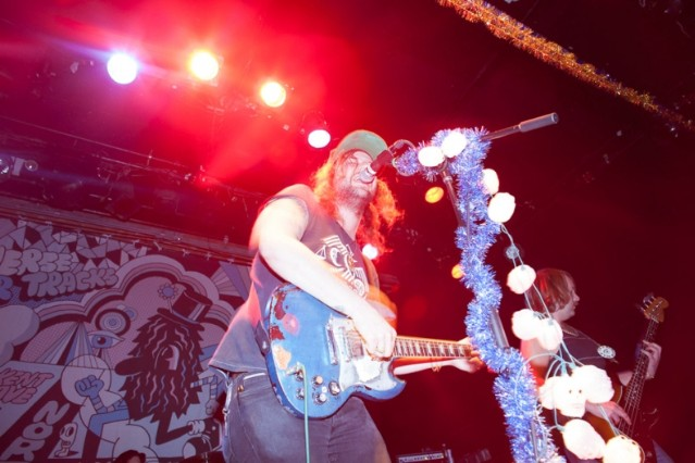King Tuff at Music Hall of Williamsburg, Brooklyn, December 2012 / Photo by Rebecca Smeyne