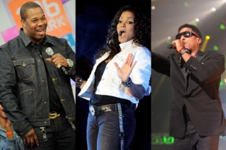 Busta Rhymes and Q-Tip Crush on Janet Jackson for Kendrick Lamar Remix