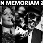 In Memoriam: The Musicians We Lost in 2012