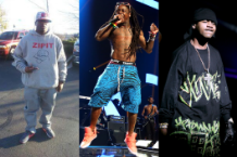 Turk, Lil Wayne, and Juvenile