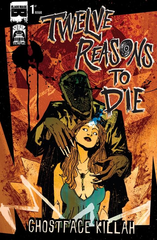 """Ghostface Killah's """"Twelve Reasons to Die"""""""