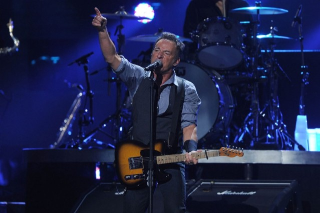 bruce springsteen, musicares person of the year
