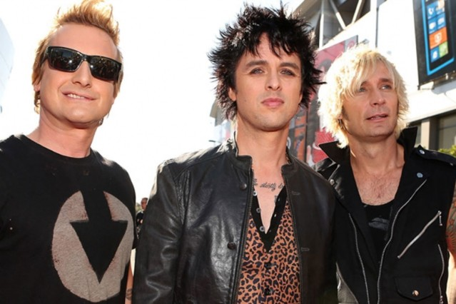 Green Day, tour