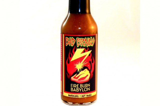 bad brains, hot sauce