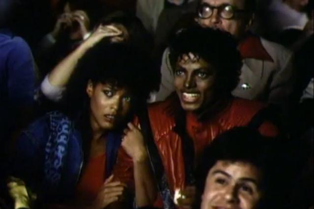 "Michael Jackson, ""Thriller"""