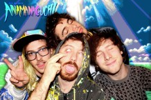 Anamanaguchi / Photo by Mr. Gif