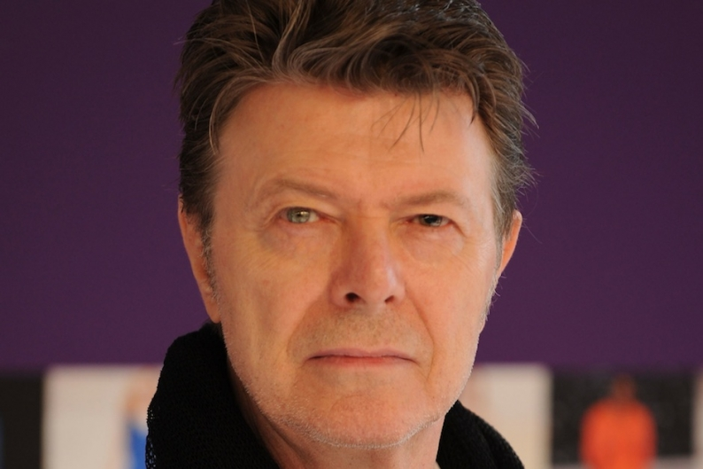 David Bowie in 2010 / Photo by Getty Images