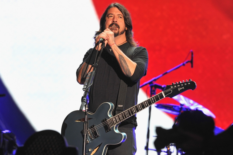 Dave Grohl Sound City Players Stevie Nicks John Fogerty Foo Fighters Nirvana