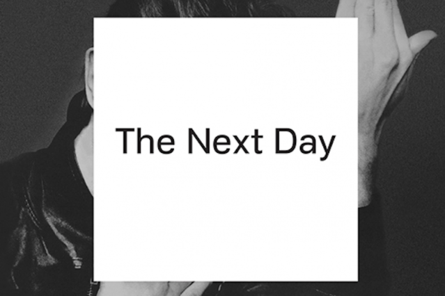 David Bowie 'The Next Day'