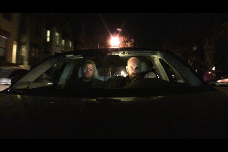 Deathfix Transmission Dischord Brendan Canty Rich Morel