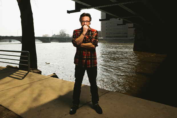 Marc Maron / Photo by Brian Kelly