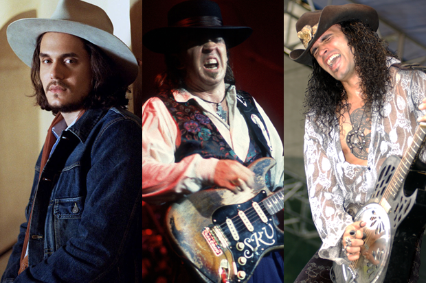 Wake of the 'Flood': 21 Stevie Ray Vaughan Wannabes
