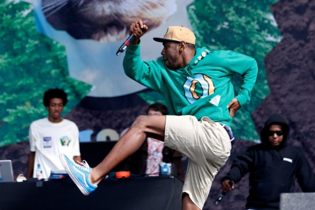 tyler the creator odd future the mindy project fox recycle