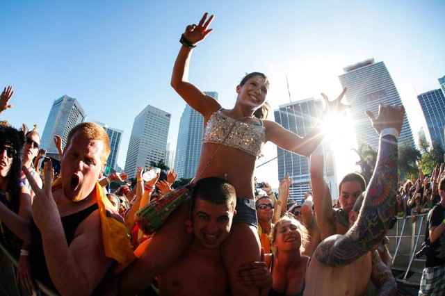 Ultra Music Festival 2012 / Photo by Rutger Geerling
