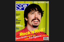 Dave Grohl Covers SPIN July 1997