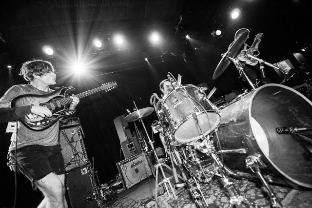 Thee Oh Sees / Photo by Wilson Lee
