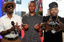Andre 3000/Frank Ocean/Big Boi/ Photos by Getty Images