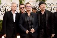 U2's Mandela Tribute 'Ordinary Love' Wins Best Song Golden Globe