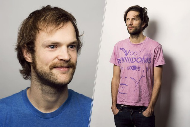 Todd Terje and Lindstrom