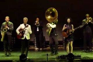 Watch David Byrne and St. Vincent Play a Full, Sparkling Concert