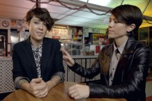 Tegan and Sara I Was A Fool Stream Heartthrob