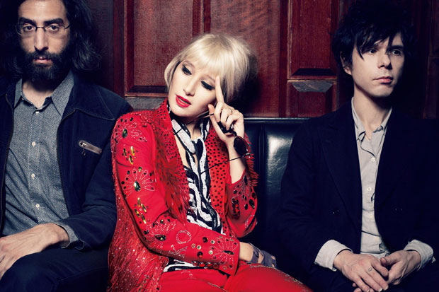 Yeah Yeah Yeahs / Photo by Dan Martensen