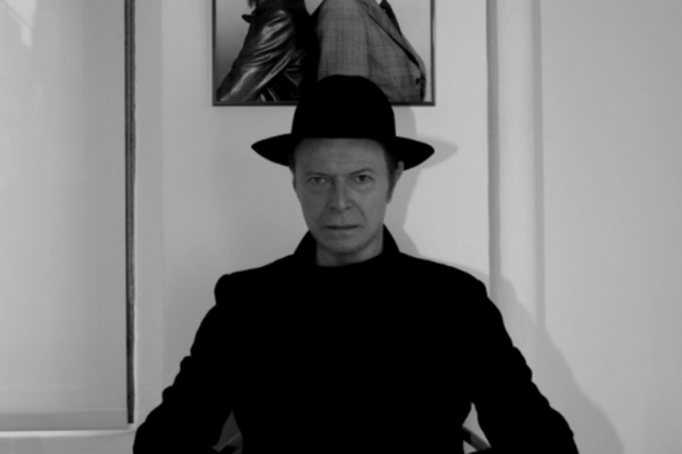 David Bowie, 'The Next Day' (Columbia/Iso)