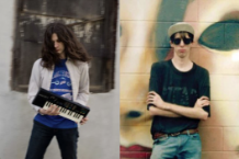 Kurt Vile and Bradford Cox