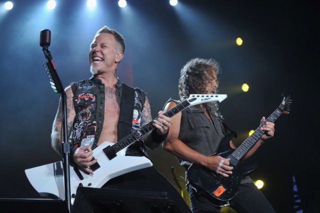metallica, metallica through the never