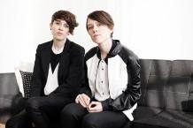 Tegan and Sara / Photo by Brian Sorg